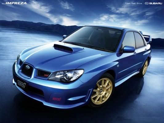 Простота лучше мастерства? / Тест-драйв Subaru Impreza WRX STI