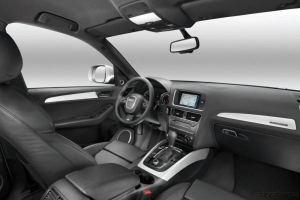 Сердце красавиц / Тест-драйв Audi Q5