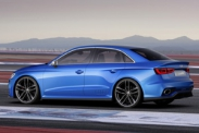 Новый Audi RS4 станет седаном