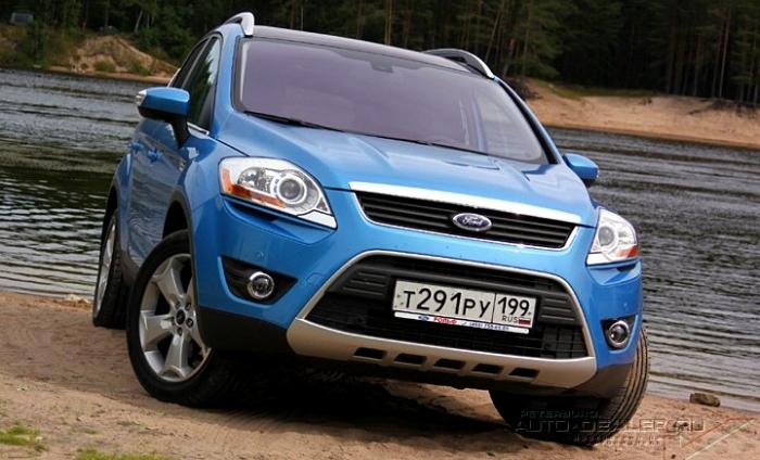 Ford Kuga: автоматический удовлетворитель
