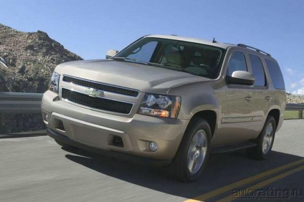 Решиться на Tahoe? / Тест-драйв Chevrolet Tahoe
