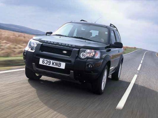 Когда порода имеет значение / Тест-драйв Land Rover Freelander