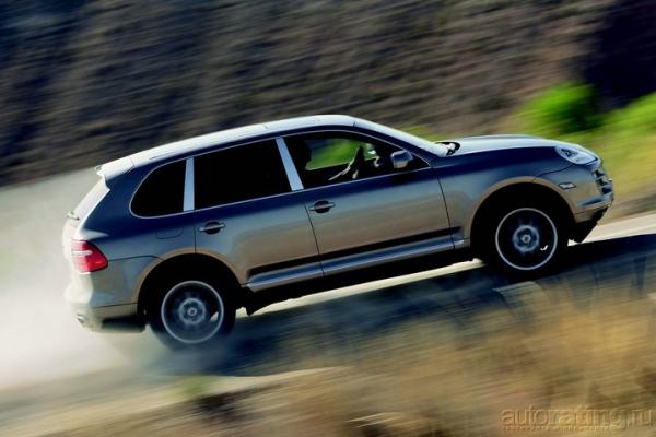 Правила селекции / Тест-драйв Porsche Cayenne Turbo