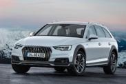Audi A4 Allroad нового поколения представлен официально
