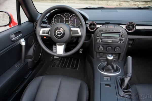 12 секунд / Тест-драйв Mazda MX-5