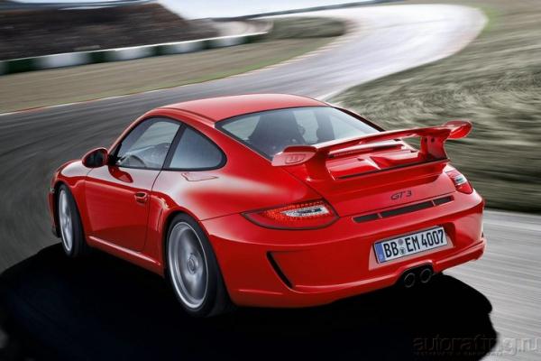 Экстремальный разгон / Тест-Драйв Porsche 911 Carrera