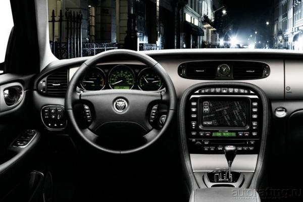 Спортсмен & джентельмен / Тест-драйв Jaguar XJ