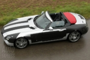 Mercedes-Benz SLS AMG Roadster готов к премьере
