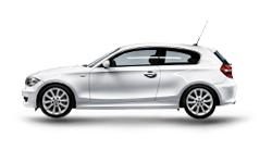 BMW 1 series 3-doors (2008)