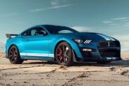 В Детройте показали мощнейший Ford Mustang GT500