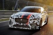 Jaguar разработал седан с задатками суперкара