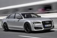 Audi оценила седан S8 Plus в 8 670 000 рублей