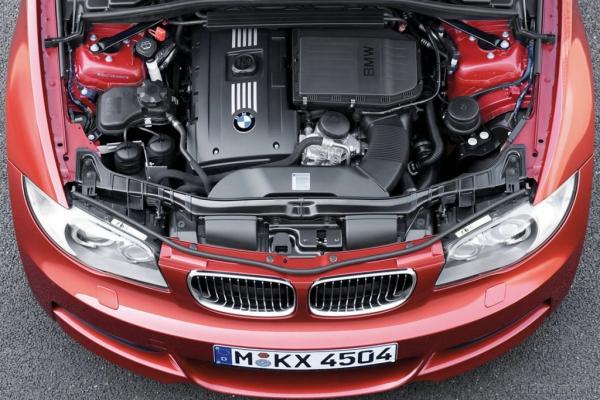 Хвост с трубой / Тест-драйв BMW 1 series