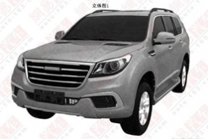 Great Wall Haval H9 возьмет базу Land Cruiser 200