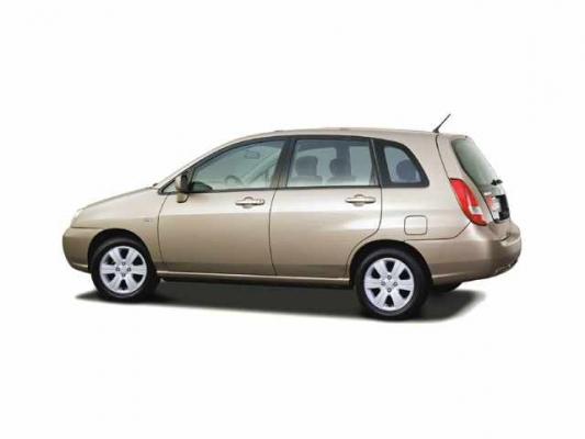Suzuki Liana: доступная надежность