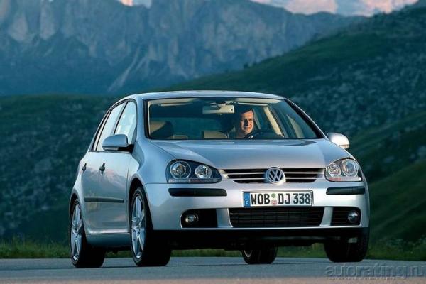 Рэмбо-тридцать два / Тест-драйв Volkswagen Golf