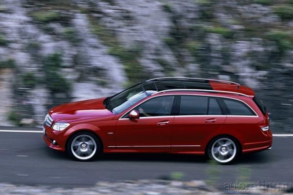 Положение обязывает / Тест-драйв Mercedes-Benz C-class