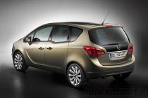 Opel Meriva - открытые двери в мир функциональности