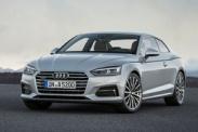 Audi сообщила стоимость нового купе A5