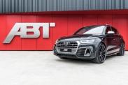 Ателье ABT прокачало Audi SQ5