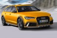 Вседорожный вариант Audi RS6 Avant представят в 2017 году