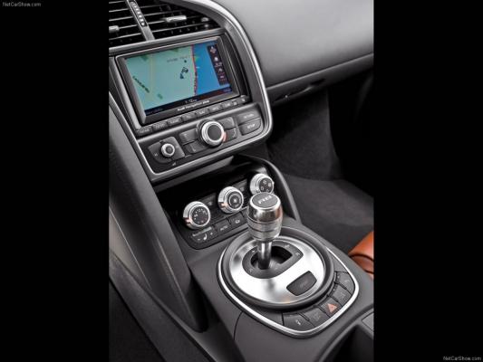Италомания / Тест-драйв Audi R8