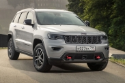 Jeep Grand Cherokee Trailhawk: известна цена