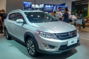 Dongfeng представил кроссовер AX3