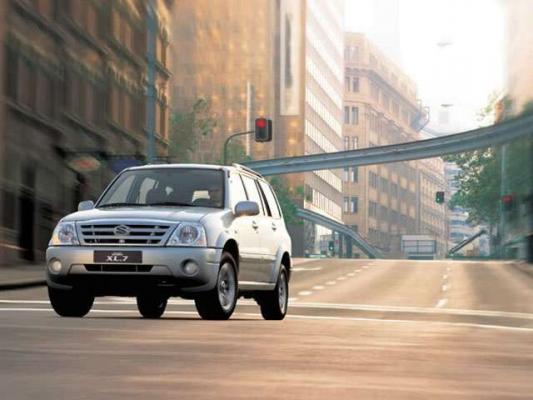 Один в поле воин / Тест-драйв Suzuki Grand Vitara XL-7
