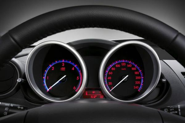 Разум-зум-зум / Тест-Драйв Mazda 3 New