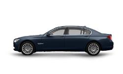 BMW 7 series (2012)