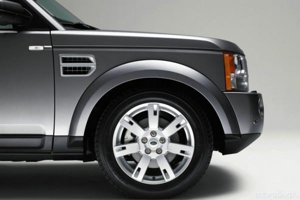 В обществе трехкратного чемпиона / Тест-драйв Land Rover Discovery 3