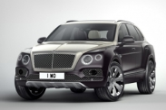 Роскошный Bentley Bentayga Mulliner дебютирует в Женеве