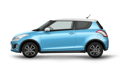 Suzuki Swift 3D (2013)