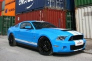 GeigerCars поработал над Ford Mustang Shelby GT500