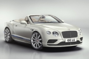 Эксклюзивный Bentley Continental GT Convertible Galene Edition