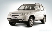 Chevrolet Niva в обновках от Bertone