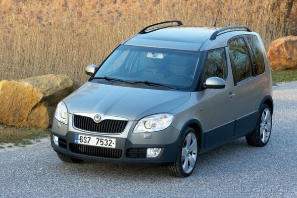 Девальвация / Тест-драйв Fiat Grande Punto, Opel Corsa и Skoda Roomster