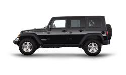Jeep-Wrangler 4D-2007
