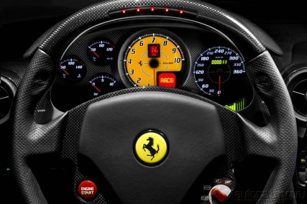 Ракета двойного назначения / Тест-Драйв Ferrari 430 Scuderia