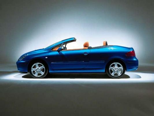 Бабье лето / Тест-Драйв Opel Astra TwinTop и Peugeot 307 CC