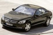 Известны цены на новый Mercedes-Benz CL-сlass