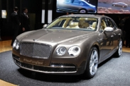 Премьера нового Bentley Continental Flying Spur