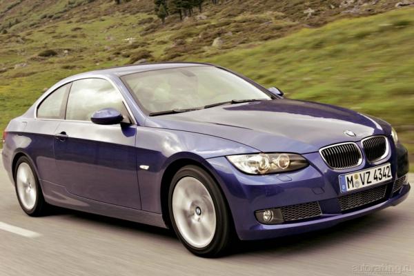 BMW 335i Coupe ?58 900