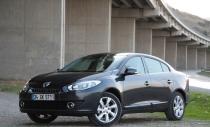 Renault Fluence: долгожданная красота