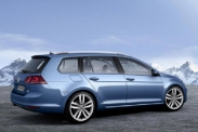 Volkswagen Golf Wagon покажут в Женеве