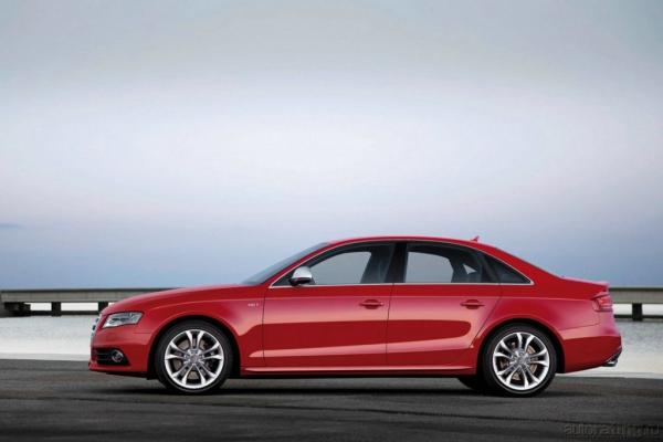 Мирный атом / Тест-драйв Audi S4