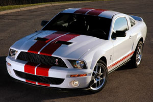 Ford Shelby получит 600 л.с.