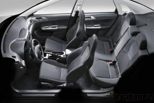 Представители великих фамилий / Тест-Драйв Mitsubishi Lancer X Sportback и Subaru Impreza