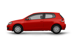 Volkswagen-Golf 3D-2009